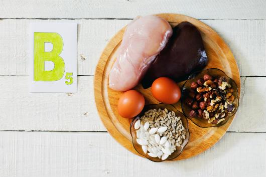 Vitamin-B5-Vorkommen in Lebensmitteln