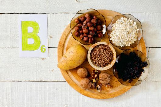 Vitamin-B6-Vorkommen in Lebensmittel