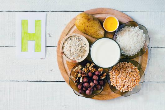 Vitamin-B7 (Biotin) Vorkommen in Lebensmittel